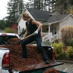 Your Gardening Body: How to Scoop Mulch and Use a Wheelbarrow Without Strain or Pain