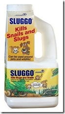 Organic Snail and Slug Bait - Recommended