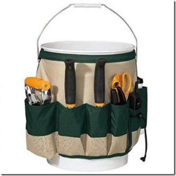 Bucket tool caddy by Fiskars