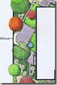 Susan Morrison's Landscape Plan Idea for Small Spaces