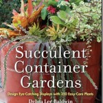 Book Review: Succulent Container Gardens