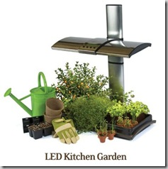 Post image for Seed-Starting Success Will Be Mine! SonnyLight LED Kitchen Garden
