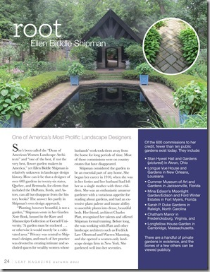 Monday Miscellany Leaf Magazine Launches Gardening Up and a