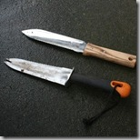 Hori Hori and Soil Knife from Fiskars