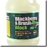Organic Weed Control - Blackberry and Brush Block