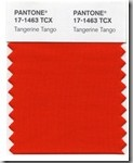 The Color of the Year, Adapted for Deer: Tangerine Tango in the Landscape