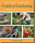 Book Review: The Beginner's Guide to Gardening