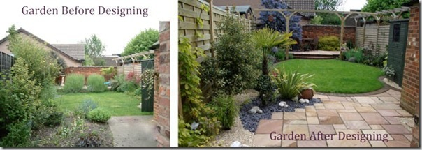 Superieur BeforeAfterGardenDesign