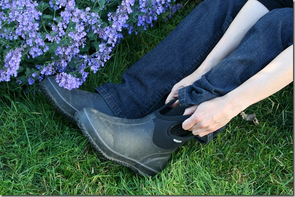 Post image for Bogs Gardening Shoes: Waterproof and Stink-Free