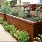 The Bottomless Planter Box from Outerior Decor