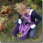 The Roo Weeding and Harvesting Apron