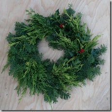 Post image for How to Make Your Own Christmas Wreath