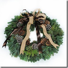 Rustic Collection Wreath