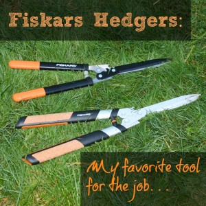 Fiskars Hedgers